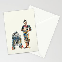 modern wars 1 Stationery Cards