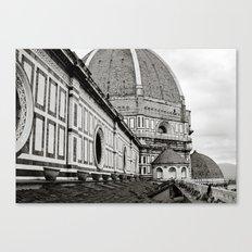 Il Duomo di Firenze Canvas Print