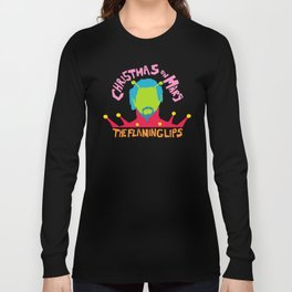 Christmas on Mars - The Flaming Lips Long Sleeve T-shirt