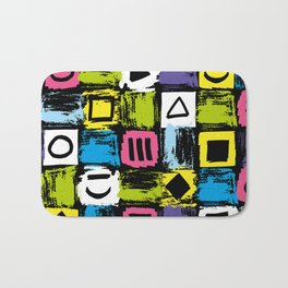 Fashion Patterns Shell-Shocked Bath Mat