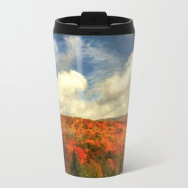 Fall in the Highlands Travel Mug