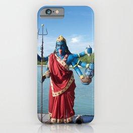 Goddess et trident iPhone Case