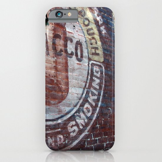 West Virginia Tobacco iPhone & iPod Case