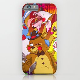 FNAF Summer (Toys version) iPhone Case
