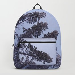 Winter Trees Backpack