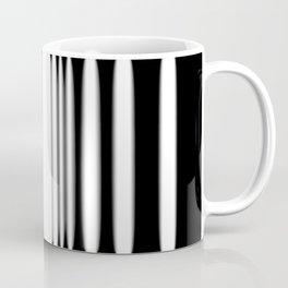 Striation Abstract C - Vertical Coffee Mug