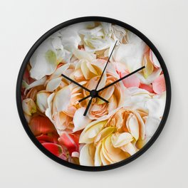 Sunset Over Maui Wall Clock
