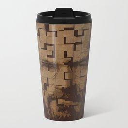 Broken Metal Travel Mug