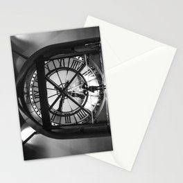 Musee D'Orsay Clock Stationery Cards