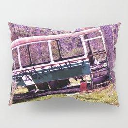 Romeo and bus. Pillow Sham