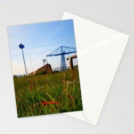 Transporter Bridge - Landscape/Middlesbrough Stationery Cards