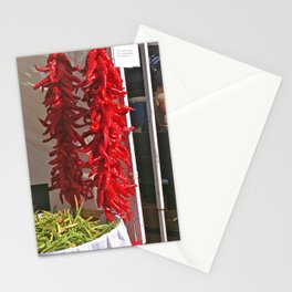 Chili Ristras Stationery Cards