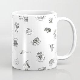 Comfort Food, I Coffee Mug