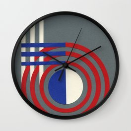 Form 6 Wall Clock