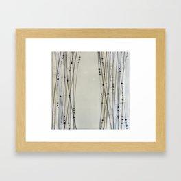 The One Hundred - Gossamer 11 Framed Art Print