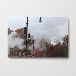 Waverly Place Metal Print
