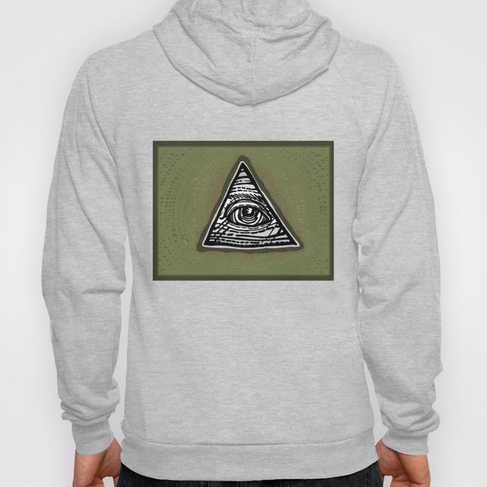 Eye of Providence Hoody