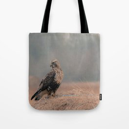 Feathered Wanderer Tote Bag