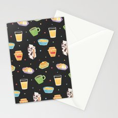 Yummy Breakfast Stationery Cards