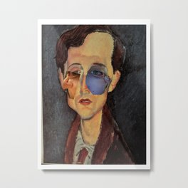 Styes in Modigliani Metal Print