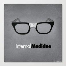 internal medicine Canvas Print