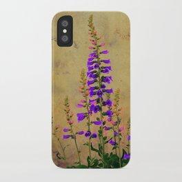 Digitalis iPhone Case