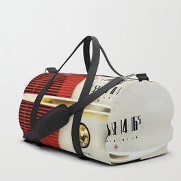 Vintage Classic Radio Duffle Bag