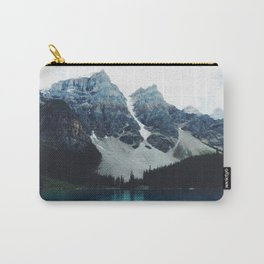 Moody Moraine lake Carry-All Pouch