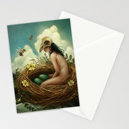 The Nest Stationery Cards