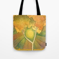 Birch 2 Tote Bag