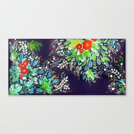 Frondage You Know Canvas Print