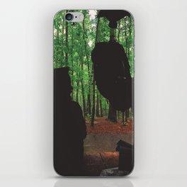 Waiting Out The Rain • Appalachian Trail iPhone Skin