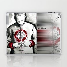 The Passion of Mr Gone  Laptop & iPad Skin