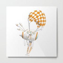 Robo[scape] 4 Metal Print
