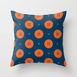 endpapers and earmarks Throw Pillow