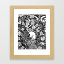 Sleeping Beauty | Limited Edition of 50 Prints Framed Art Print