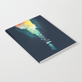 I Want My Blue Sky Notebook