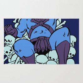 Lord of Destruction Rug