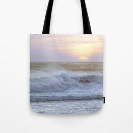 Pacific Ocean Seascape #71 by Murray Bolesta Tote Bag