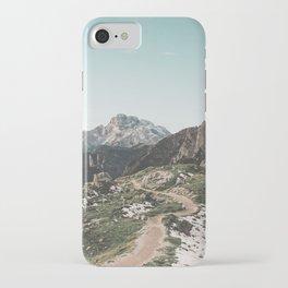 Italian Dolomites II iPhone Case