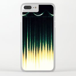 Theater Clear iPhone Case