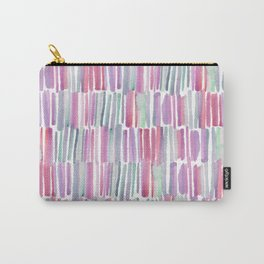 Shades of Kale Carry-All Pouch