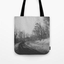 Railroad Tote Bag