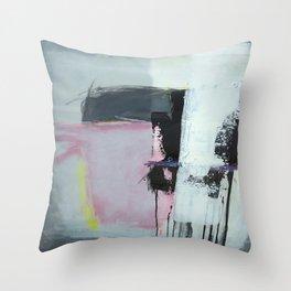 Ice-Cream Window Throw Pillow