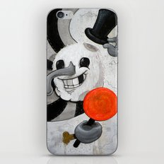 Steal iPhone & iPod Skin