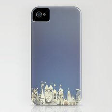 Small World iPhone (4, 4s) Slim Case