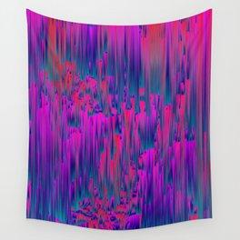 Lucid - Pixel Art Wall Tapestry