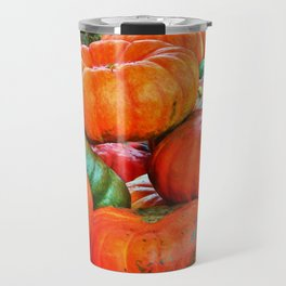 Heirloom Pumpkins Travel Mug