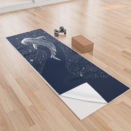 Star Eater Yoga Towel