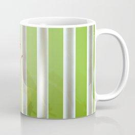 Vintage golden spotlight Coffee Mug